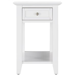 Ellicott End Table With Storage
