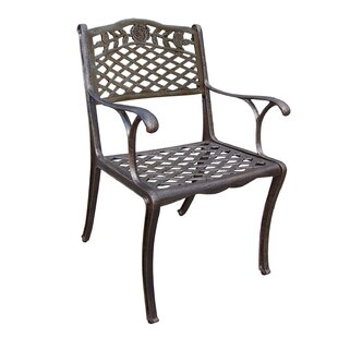 cast aluminum patio chairs wayfair rh wayfair com aluminum patio chairs stackable aluminum patio chairs swivel