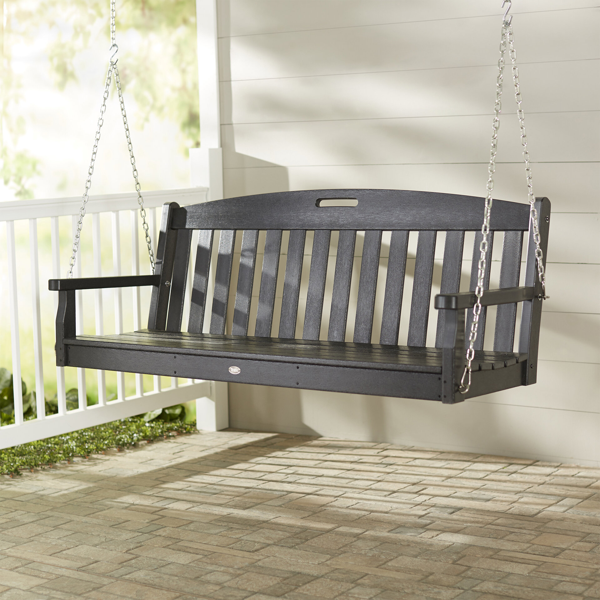 good a front inspirations swing summer idea corechange for porch installation