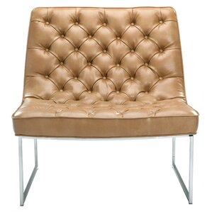 Club Toro Tufted Convertible Chair by Sunpan Modern