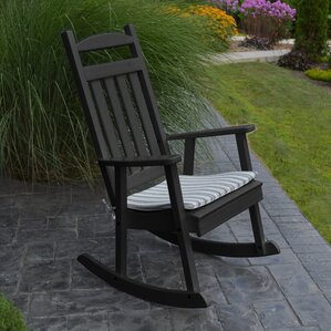 Elegant Gastonville Classic Porch Rocking Chair