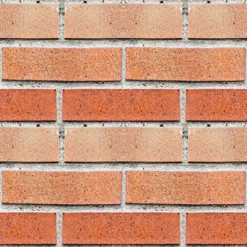 "WallPops! Home Decor Line 9.1' X 9.1"" Wallpaper Tile"