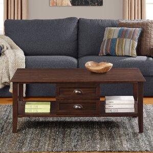Burlington Coffee Table by Simpli Home