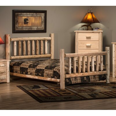 King Size Rustic Beds You Ll Love Wayfair