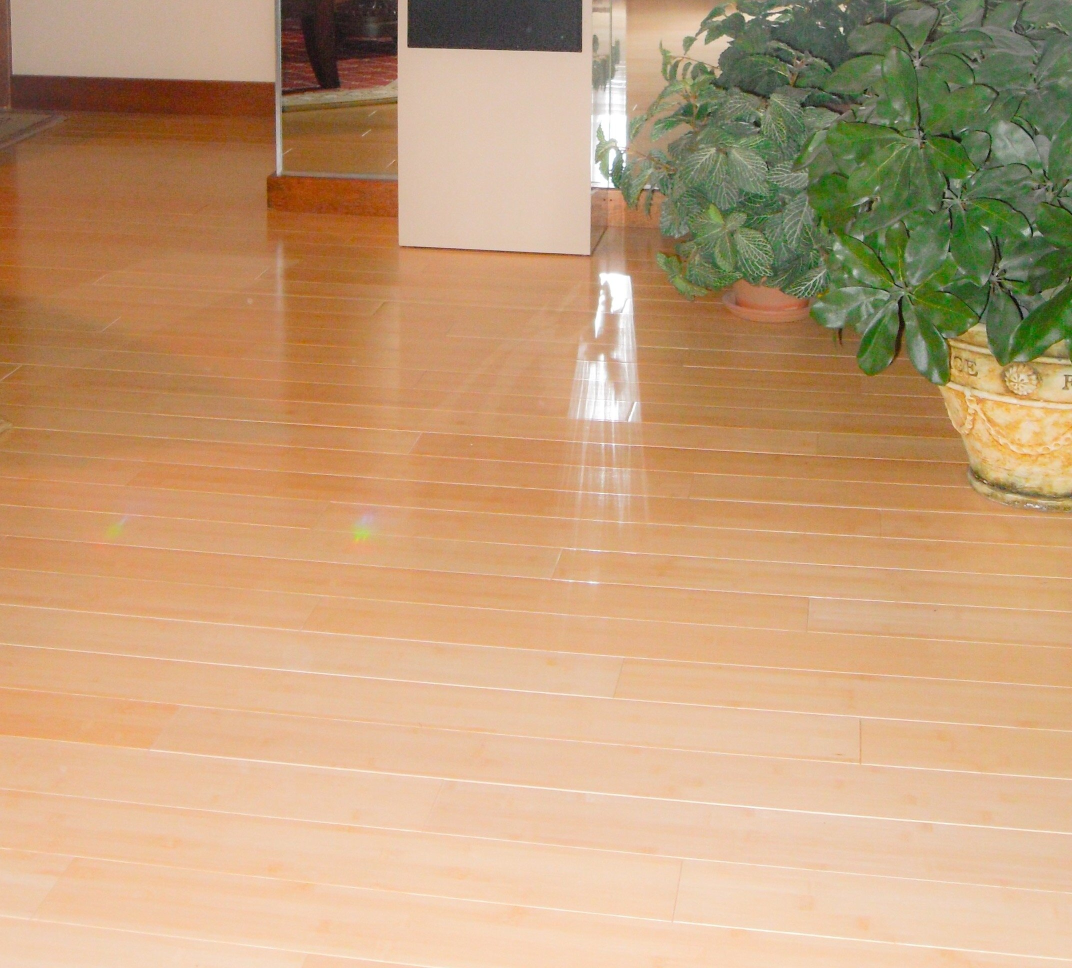 flooring lock floors woven l home p ft solid strand legend toast sq bamboo t case click in w x