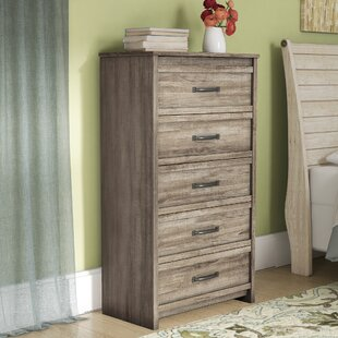 Donovan 5 Drawer Dresser