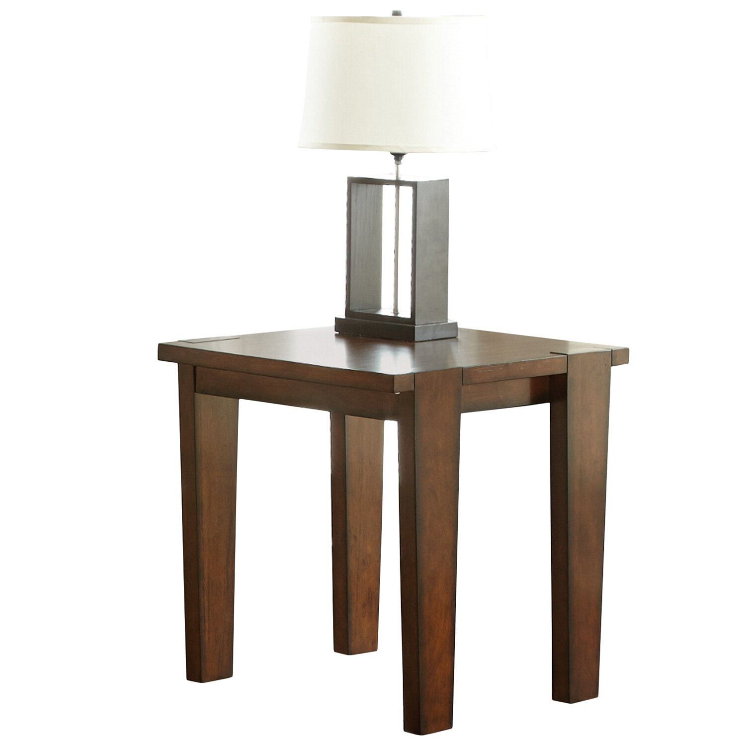 Loon peak strasburg end table reviews for Regulation 85 table a