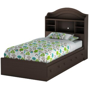 summer breeze twin mates bed with storage - Full Bed Frames With Storage
