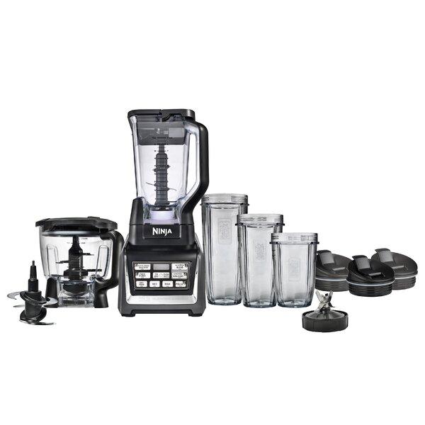 ninja 13 piece nutri blender system set & reviews | wayfair