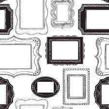 Photo Opp Frames Peel And Stick Wallpaper