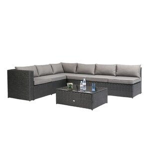 Barker Piece Sectional Seating Group