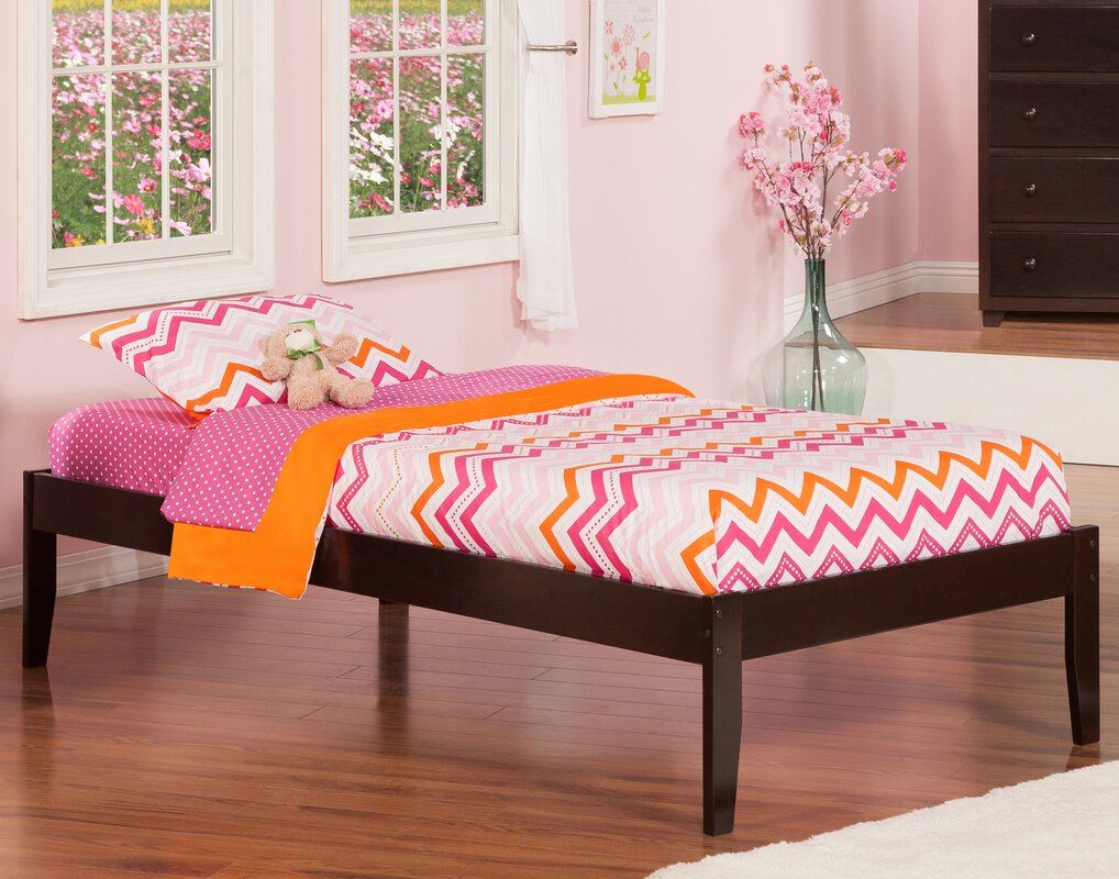 mackenzie extra long twin platform bed - Kids Bed Frame