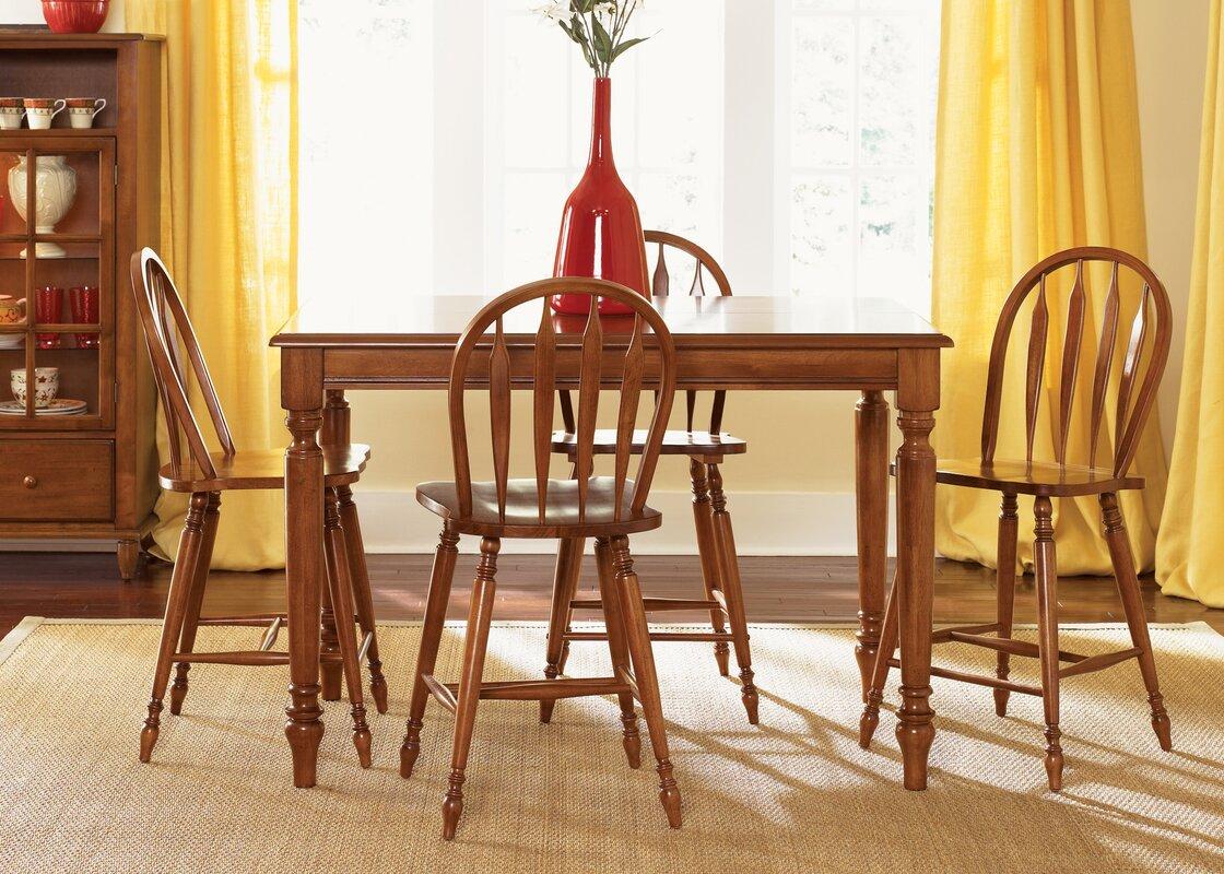 Liberty Furniture 5 Piece Dining Set & Reviews
