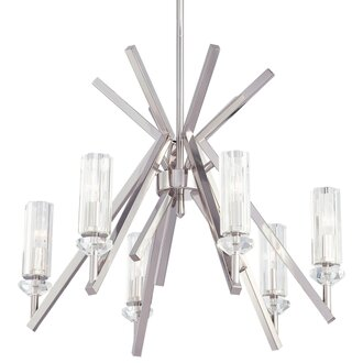 Chandelier Styles Guide | Wayfair:These chandeliers often have very little detailing. Sometimes  contemporary/modern chandeliers can have futuristic shapes and designs.,Lighting