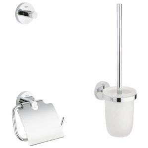 Wiley 3-Piece Bathroom Hardware Set
