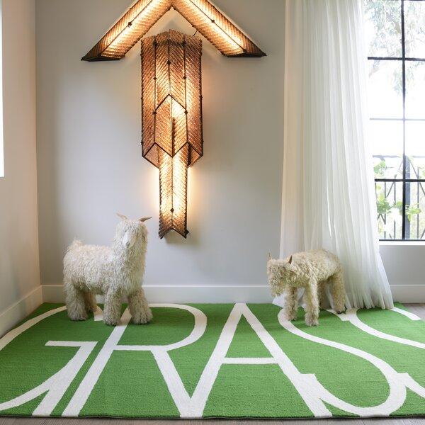 Novogratz By Momeni Grass Green Area Rug U0026 Reviews | Wayfair