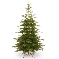 7.5' Green Spruce Artificial Christmas Tree
