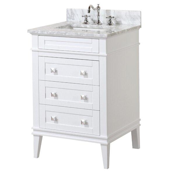 Kbc Eleanor 24 Quot Single Bathroom Vanity Set Amp Reviews