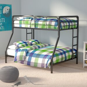 maryanne twin over full bunk bed - Loft Bed Frame Full