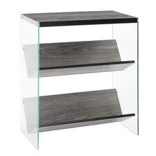 "Hofer 27"" Accent Shelf Bookcase"