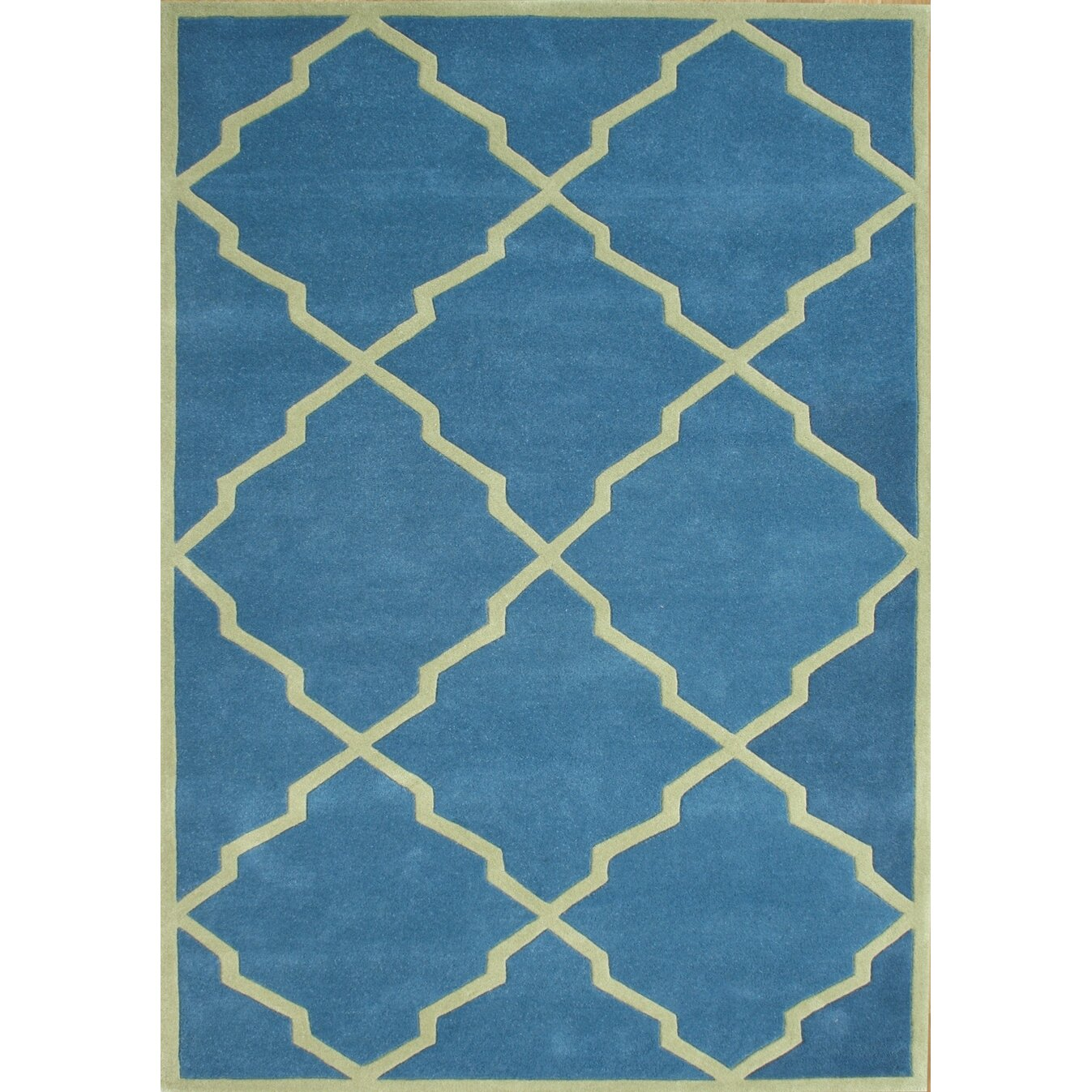 James Bond Alliyah Aqua Area Rug Amp Reviews Wayfair