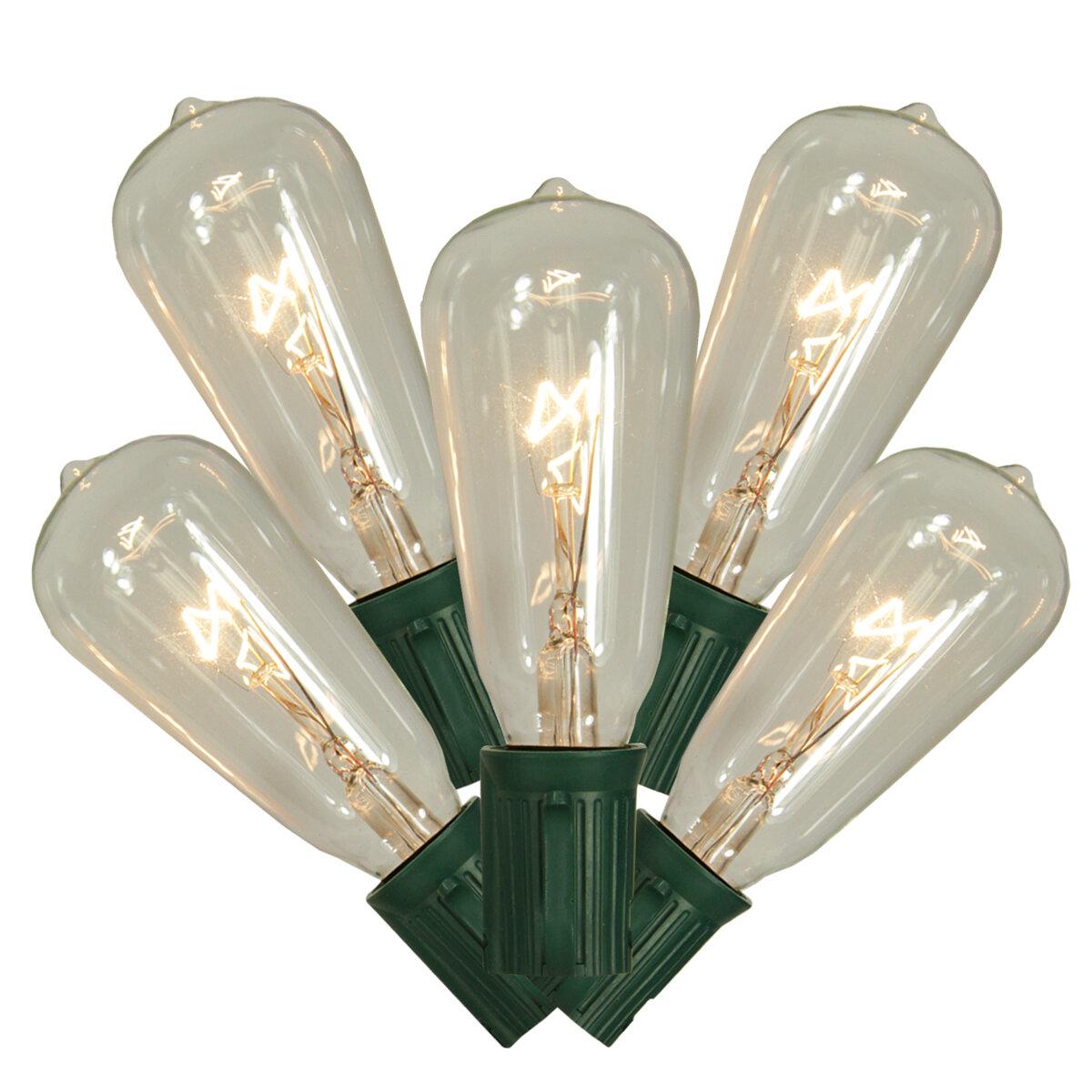 10 Edison Christmas Light   Joss & Main