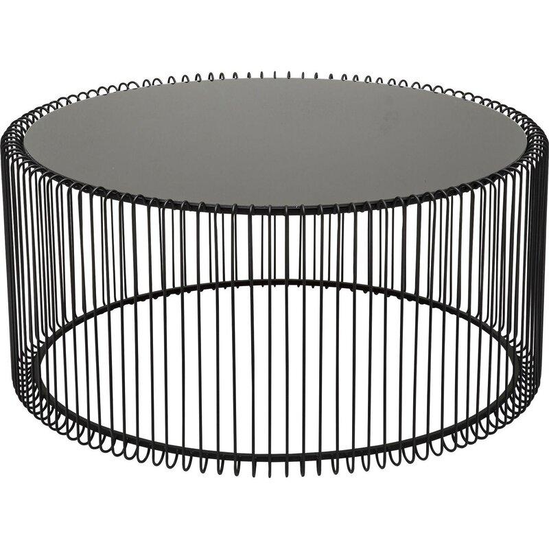kare design couchtisch set wire bewertungen. Black Bedroom Furniture Sets. Home Design Ideas