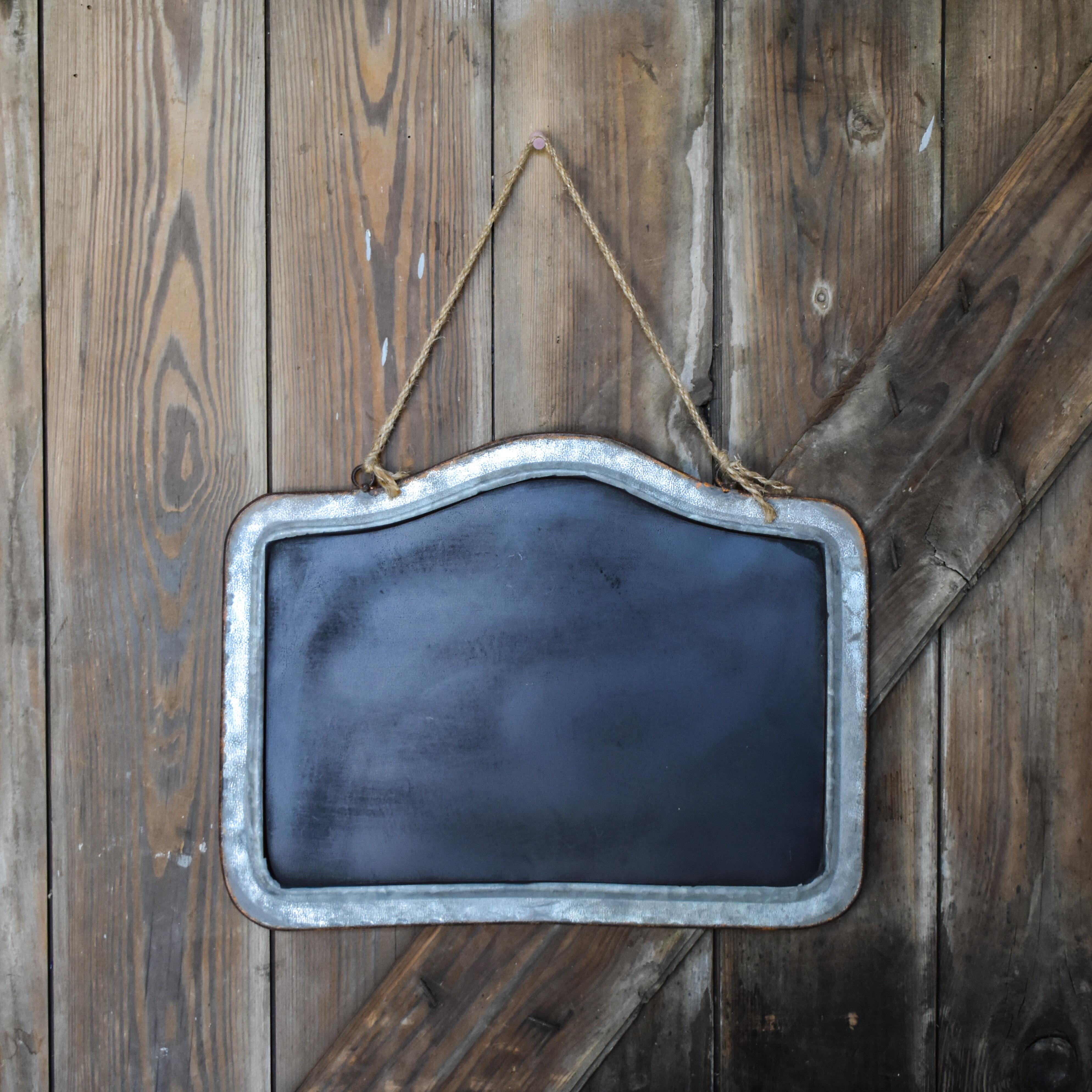Laurel Foundry Modern Farmhouse LG Wall Mounted Chalkboard | Wayfair