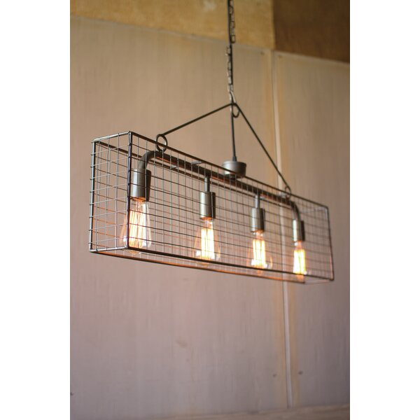 Wire Mesh Light Fixture | Wayfair