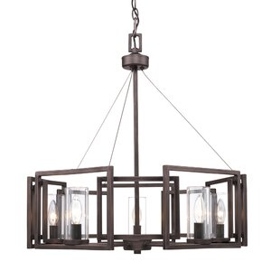 Sean Candle Style Chandelier