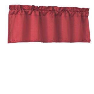 Red U0026 White Valances U0026 Kitchen Curtains