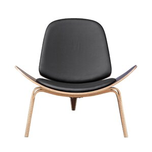 Shell Arm Chair by Fine Mod Imports