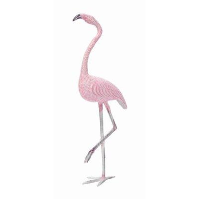 ACHLA American Flamingo Statue