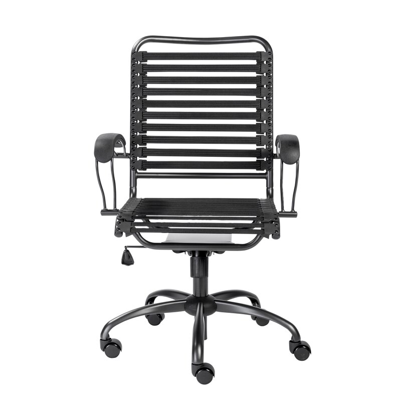 Exceptionnel Amico High Back Bungee Desk Chair