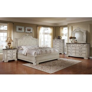 Beige & White Bedroom Sets You\'ll Love | Wayfair