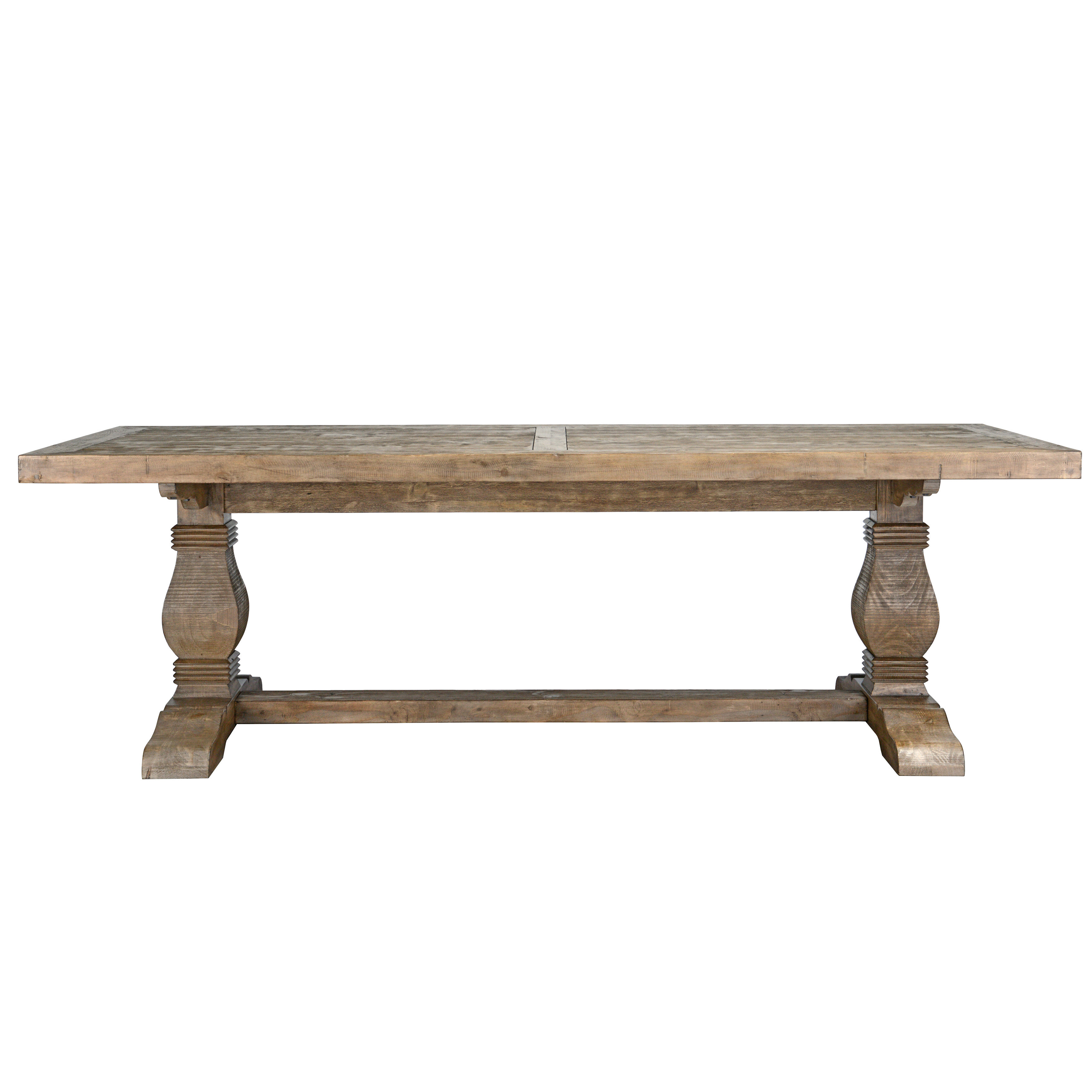 Solid Hardwood Dining Table | Wayfair