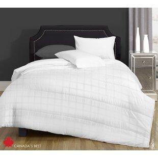 Canadau0027S Best Lightweight Down Alternative Comforter