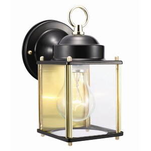 Coach 1-Light Outdoor Wall Lantern