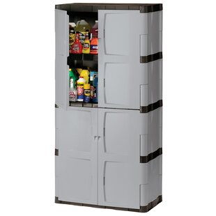 72 H X 36 W 18 D Full Double Door Cabinet