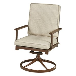 Key West Swivel and Rocking Arm Chair by Home Styles
