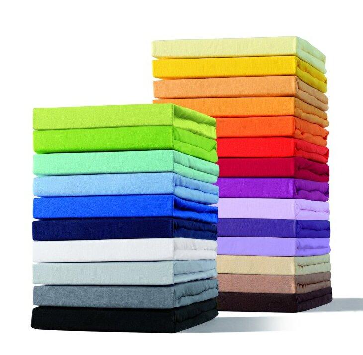schlafgut spannbettlaken jersey elasthan f r topper bewertungen. Black Bedroom Furniture Sets. Home Design Ideas