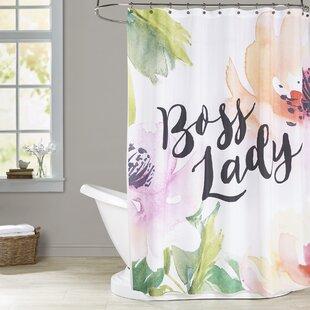 Botanical Single Shower Curtain