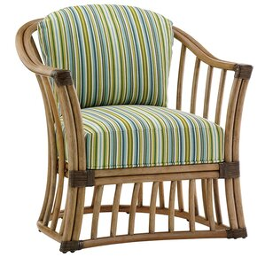 Twin Palms Paradise Cove Barrel Chair by Tom..