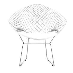 Save  sc 1 st  AllModern & Modern Metal Papasan Accent Chairs   AllModern