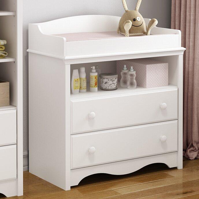 Heavenly 2 Drawer Dresser Combo