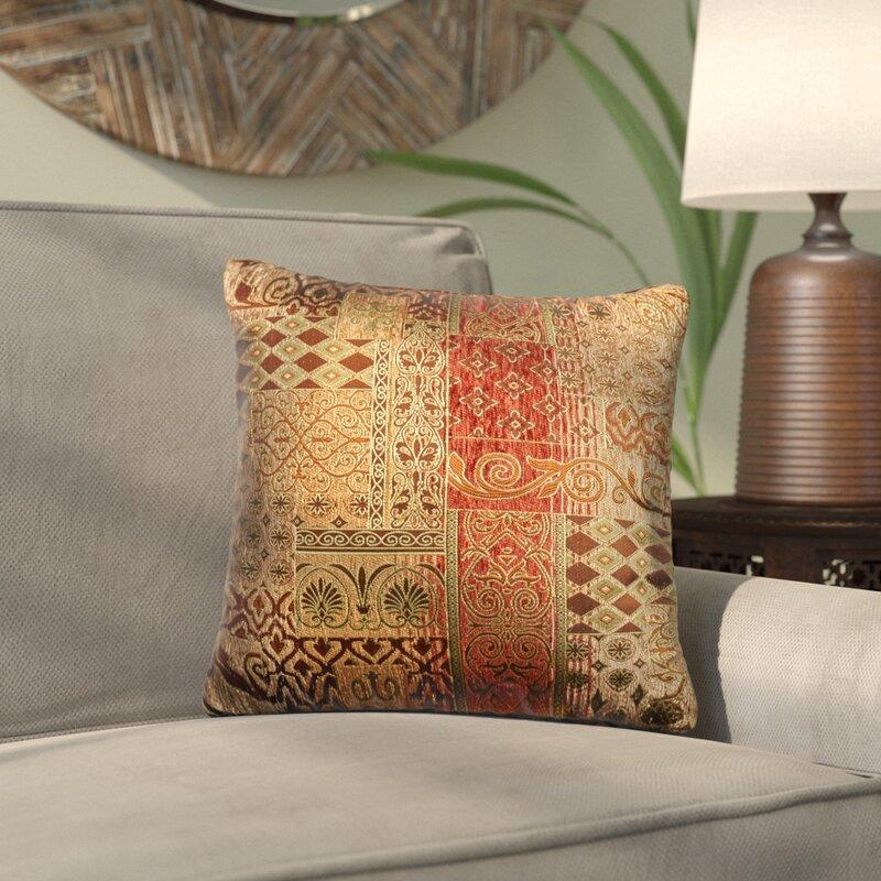 Lovely Lenzee Throw Pillow