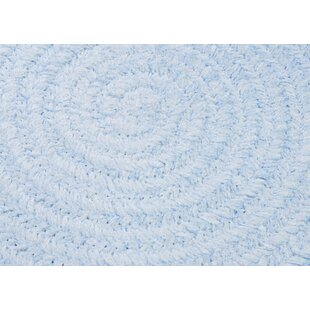 Spring Meadow Sky Blue Area Rug
