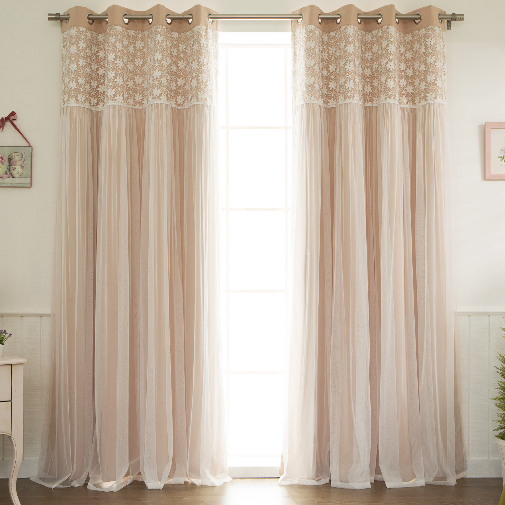 insulated of pair jacquard thermal ip walmart curtains blackout com window curtain panels willow set