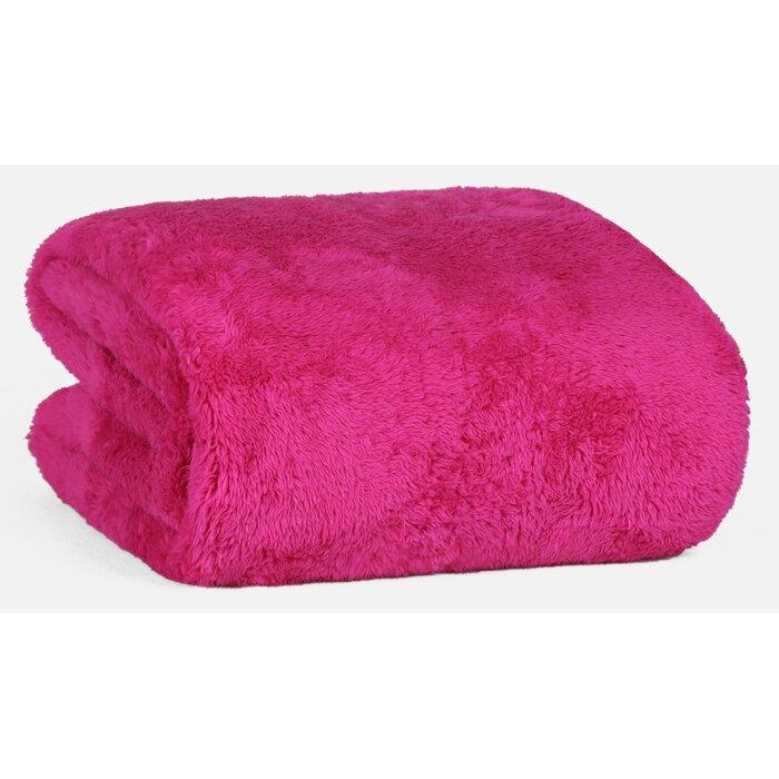 Berkshire Blanket ExtraFluffy™ Throw Reviews Wayfairca Beauteous Berkshire Blanket Fluffy Throw