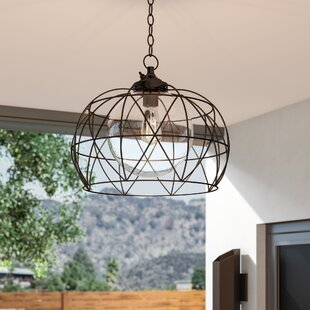 outdoor hanging ceiling lights exterior wyckoff 1light outdoor pendant hanging lights youll love wayfair